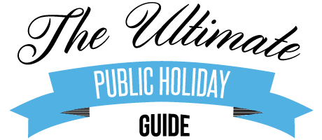 The Ultimate Public Holiday Guide logo