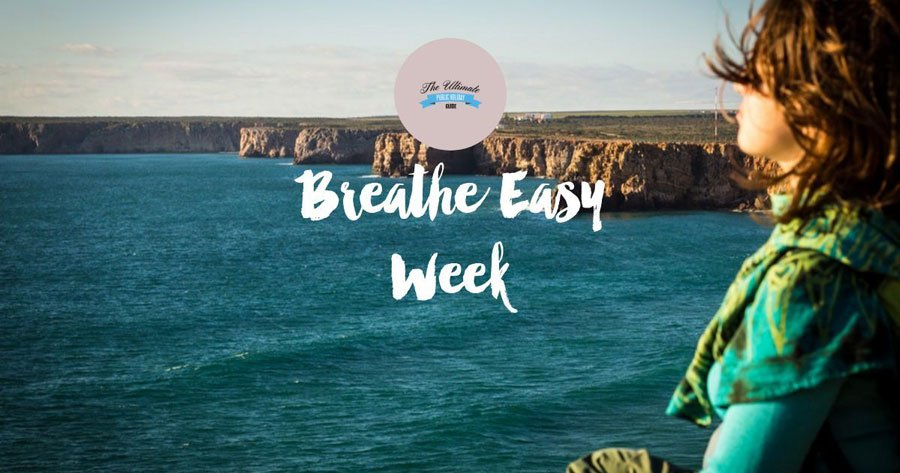 Breathe Easy Week