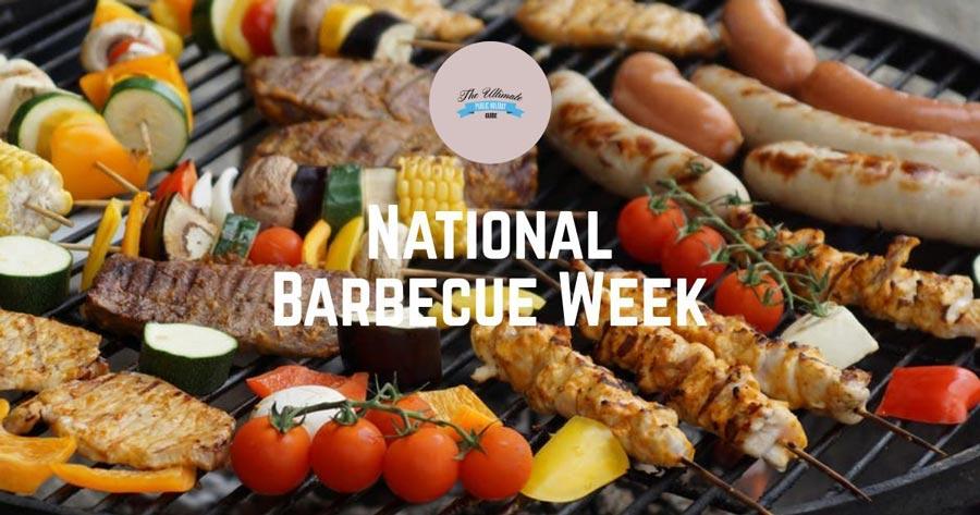 National Barbecue Week