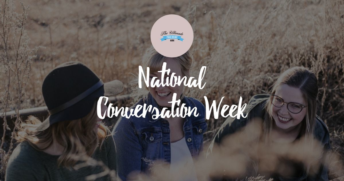 National Conversation Week