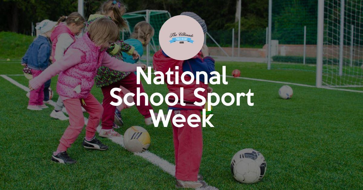 National School Sport Week
