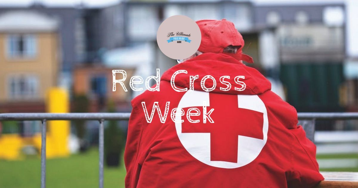 Red Cross Week