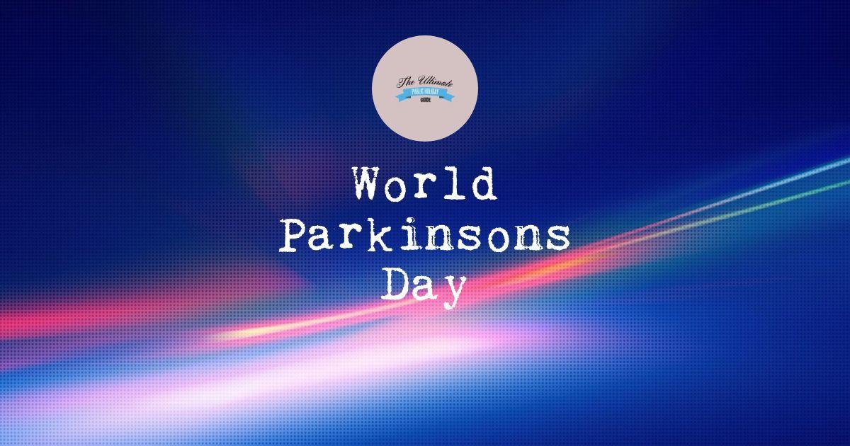World Parkinsons Day