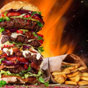 National Burger Day, 28 May